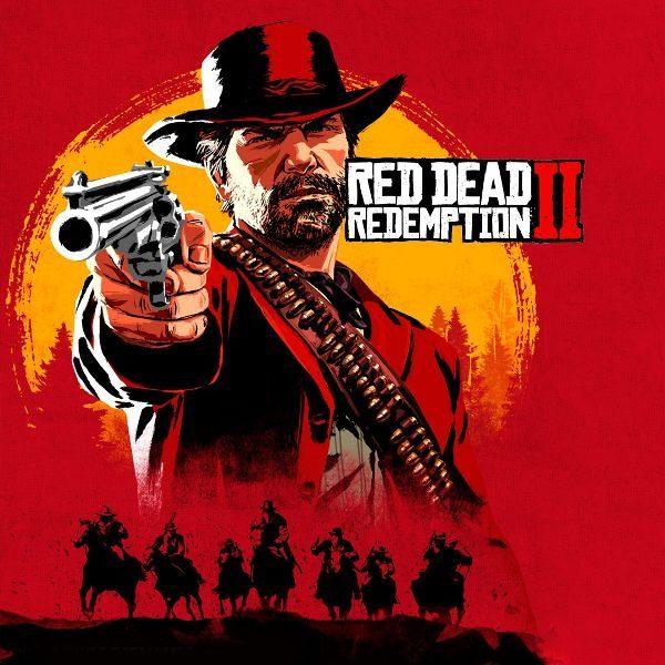 خرید بازی red dead 2
